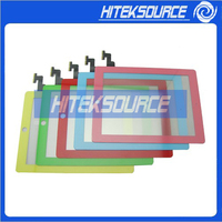 Half assembly touch screen for iPad 2