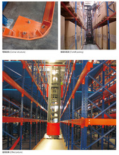 China supplier DeYouXin narrow aisle rack for heavy duty/industry/warehouse storage/storage rack/rack