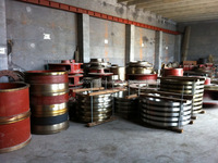 DO slurry acid pump and pump spare parts and impellers