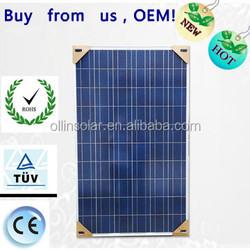 PV 150W poly solar panel