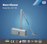 HD206 Door Closer for wooden door aluminum door