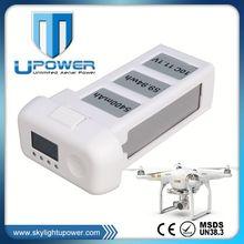 Upower RC model 3s lipo battery for dji phantom 5400mah version