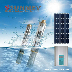 Best quality high pressure solar water pump with best selling from factory direct sale