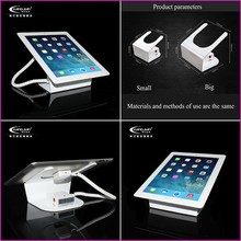 "Wholesale ""U""type/ Metal material/ ROHS/CE approved White 8'' inch case cover for tablet pc with stand"