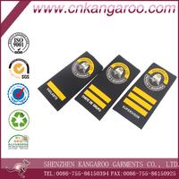 Pilot Uniform Shoulder Ranking Epaulettes