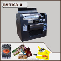 low print cost cheap plastic card printer with DX5 printhead