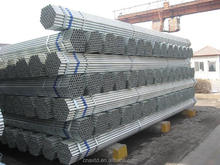 china supplier hot di galvanized steel pipe astm a53 for fence