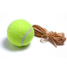 Fangcan Trainning pelota de tenis con la cadena amarilla