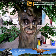 MY Dino-Shopping mall decoration electric talking tree