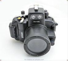 40m Digital Camera Waterproof Underwater housing for Nikon D 7000(18mm-55mm),compatible with a complete diving accessories