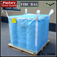 Wholesale 100% virgin polypropylene pp woven bulk container liner bag