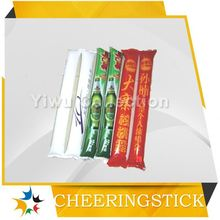 flag cheering sticks with light,st georges / england cheering inflatable sticks,led cheer