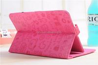 Universal 7 inch Pc Tablets Case Stand Cover Pu Leather Korea Cute Cartoon Magic Girl Kids Flip Case