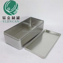 Food packaging tin case manufacturer wholesale supply of wild pueraria powder cans