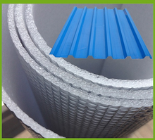 Heat Insulation foam for Corrugated roofing sheets