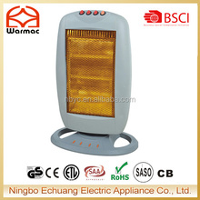 400W/800W/1200W Picture Electric Halogen Infrared Heater