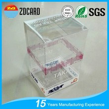 OEM Offset Printing Plastic Packaging Box