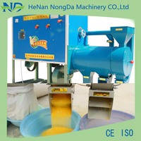 High efficiency 70 finess corn grits milling machine