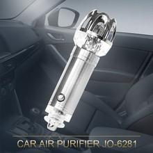 2015 New Hot Innovative Car Air Purifier Freshener Ionizer Oxygen Bar JO-6281(4.8 Million Anion + 0.05ppm Ozone)
