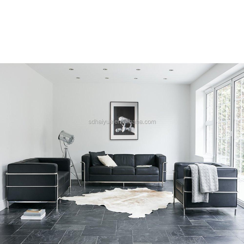 Factory Direct Sale Replica Le Corbusier Lc2 Comfort Leisure Chair ...