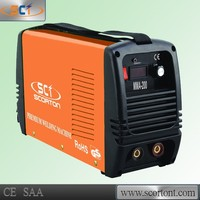 MMA-200 IGBT and MOSFET inverter single phase portable arc welding machine
