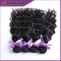 Hot selling quality ally expression beauty sew in hair extensions in mumbai india