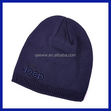 2015 Cool funny winter wool custom knitted pom womens winter hats