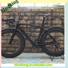 2015 black full carbon track bike, carbon fiber road bike, carbon road bike frame