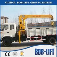 Hydraulic Arm 5 ton Crane to Mount in Truck Manufacturer