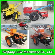 Chino 8HP 2WD Granja Dos Ruedas <span class=keywords><strong>Tractor</strong></span> con Remolque la multifunción en venta