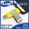 2015 OTG Usb Flash Drives,OTG Usb For Smartphone & PC Thumb Pendrive Memory Stick OTG/Ultra Dual 16GB USB Micro Pen Flash Driver