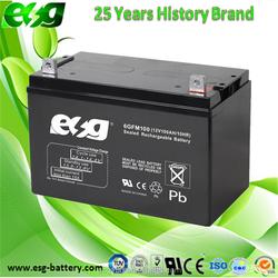 VRLA agm batteries 12v 100ah maintenance free lead acid batteries