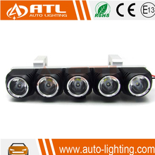 ATL led work light bar 12v off road, led color bar light, truck led work light bar(mining bar)