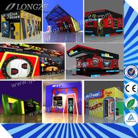Dynamic 5D Cinema for sale 5D Simulator,Exciting 5d 7d cinema