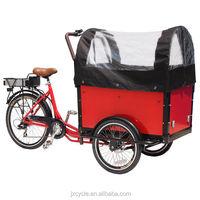 3 wheels diesel engine cargo tricycle