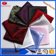 Wholesale Fashion Handkerchief Noble Man's cotton Handkerchief