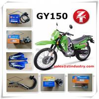 best selling GY150 motorcycle spare parts in South Africa
