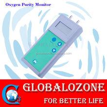 Oxygen analyzer accuracy reach to 0.01%
