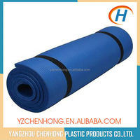 Extra thick 10mm NBR gym exercise yoga mat
