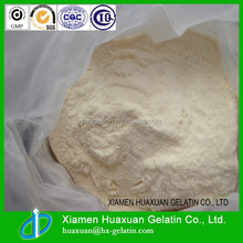 Collagen powder for collagen injection use