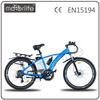 MOTORLIFE/OEM brand 2015 Best selling EN15194 36V 26inch harley electric chopper bike,electric mountain bike