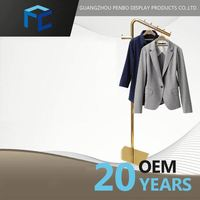 Low Price Samples Are Available Product Display Racks For Mens Clothing
