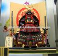 Armadura samurai japonês & capacete ( japão ferragens de samurai e bushi para a luta )