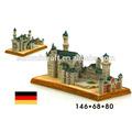 resina 3d hito en miniatura escala modelos de construcción