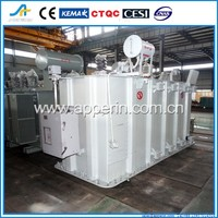 35kV Oil-immersed Power Transformer wind measuring instruments