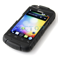 Original Discovery V5 3.5 inch Screen Android Dual Core mobile phone dustproof waterproof Shockproof Cellphone Russian Hebrew