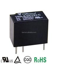 mini telecom electrical PCB relay OMRON G5V-1