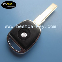 transponder key blanks for vw key blank for vw key cover with light