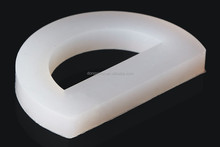 Customized high performance high temperature resistance food grade clear silicone rubber molded products
