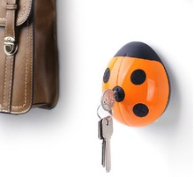 Custom Made ABS, TPU Key Cover/Key Cap with Cute Ladybug Shape